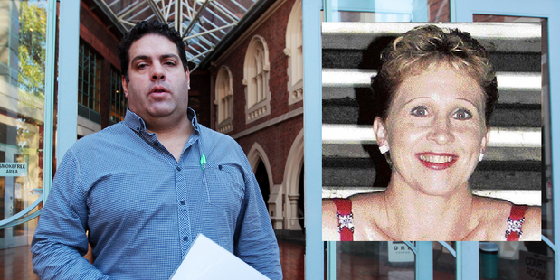Whaleoil blogger Cameron Slater, left, and Rachel Francis.