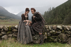 A scene from Outlander.
