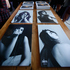 Display at the Aim presentation at NZ Fashion Week. Picture / Getty Images