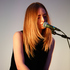 Chelsea Jade Metcalf, of Watercolours, performs at the Aim launch. Photo / Getty Images.