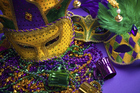 New Orleans' Mardi Gras is world famous. Photo / Thinkstock