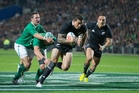 Sonny Bill last played for the All Blacks in 2012. Photo / Greg Bowker