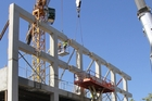 The Canterbury reconstruction will start easing off in the next couple of years. Photo / APN