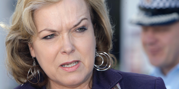 Judith Collins. Photo / File / Ben Fraser