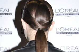 Hair by L'Oreal Professionnel at Trish Peng. Picture / Supplied.