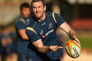 Pat McCabe of the Wallabies. Photo / Getty Images.