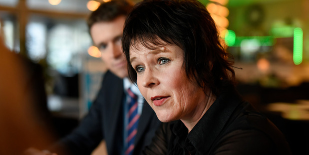 Deborah Cunliffe, Bay of Plenty Candidate for the Conservative Party.