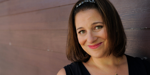 Author Jennifer Weiner. Photo / AP