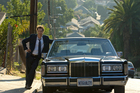 Matthew McConaughey starred in the thriller The Lincoln Lawyer, where he worked out of the back of the car.