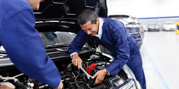 Your mechanic's work might not be the only thing you are charged for. Photo / Getty Images