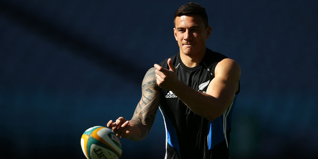 Sonny Bill Williams' coming and going shows scant respect for team ethos. Picture / Getty Images