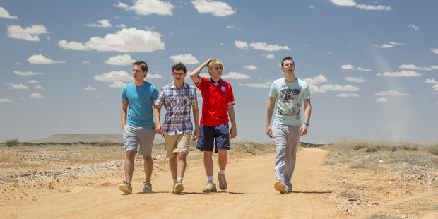The Inbetweeners' moments of Outback humour are those that will be remembered fondly.