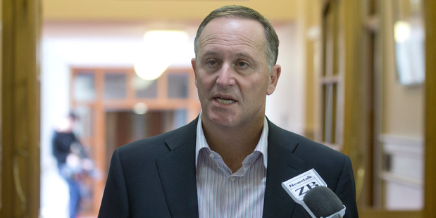 Following September 20 either John Key or David Cunliffe will be Prime Minister. Photo / Mark Mitchell