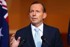 Australian Prime Minister Tony Abbott. Photo / Getty Images