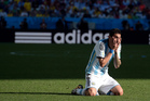 Angel Di Maria could make his debut for United on Saturday after moving to his new club this week. Photo / AP