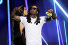 Rapper Lil' Wayne. Photo / AP