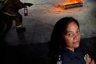 Maera Maki-Anderson says local fire crews are vital. Photo / Stephen Parker
