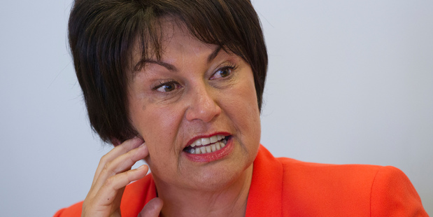 Education Minister Hekia Parata said tertiary education institutions were not now allowed to sponsor partnership schools. Photo / Mark Mitchell