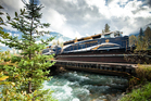 The Rocky Mountaineer traverses some of Canada's most spectacular landscapes. Photo / Rocky Mountaineer