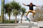 Victoria Park's skate park is family friendly and graffiti-free. Photo / NZH