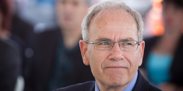 Auckland mayor Len Brown. Photo / NZ Herald