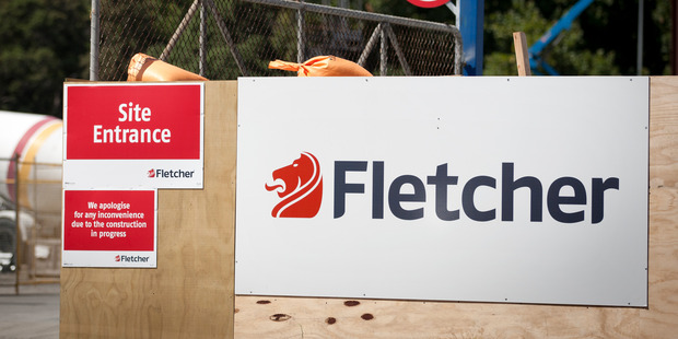 Fletcher has bought back control of its seven-level brown Fletcher House at 810 Great South Rd. Photo / Natalie Slade