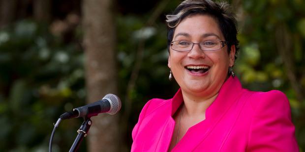 Green Party co-leader Metiria Turei. Photo / File