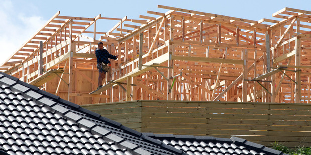 Limits for KiwiSaver HomeStart and Welcome Home loans would be $550,000 in Auckland. Photo / APN