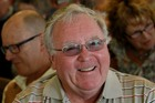 Resident Bruce Rogan at the Mangawhai community briefing meeting with the Auditor General NAO 08May14 -