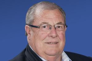 Urban Whangarei Rivers liaison committee chairman, Craig Brown.