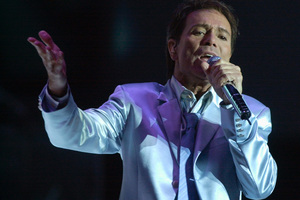 Sir Cliff Richard has been interviewed by police over an alleged historic sex crime. Photo / HBT