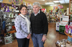 Food for Thought owners Penny and Tony Ebbett, Waipukurau, say the town is still recovering from last years' drought