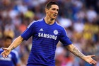Fernando Torres is set to see out the remainder of his Chelsea contract on loan at Italian club AC Milan. Photo / Getty Images