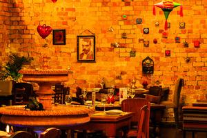 Besos Latinos restaurant. Picture / Babiche Martens.