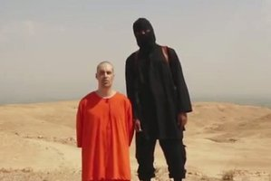 The killing of journalist James Foley has horrified authorities. Photo / AP