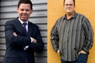 RadioLive host Sean Plunket has been forced to apologise on-air to TV3 political editor Patrick Gower.