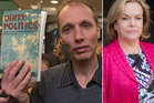 Nicky Hager's book is riveting, writes Lucy Lawless. Particularly the role of Judith Collins, right. Photo / NZ Herald