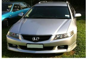 A vehicle similar to the one police are seeking. Photo / Police
