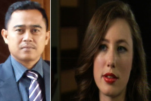 Tania Billingsley spoke out about the attack in her Wellington home. Her alleged attacker Muhammad Rizalman is still in Malaysia.