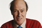 Novelist and screenwriter Roald Dahl, 1976. Photo / Tony Evans / Getty