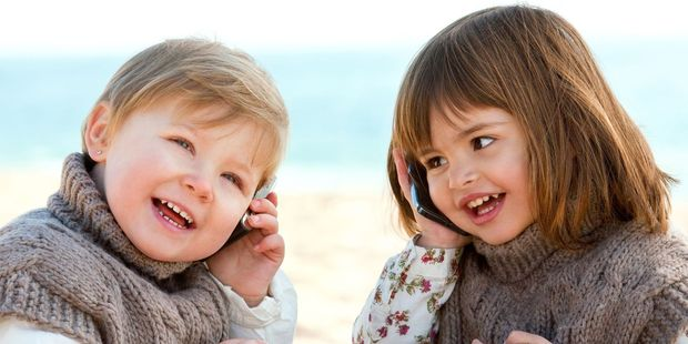 A new app will allow parents to know how their child is progressing with their speech. Photo / 123 RF