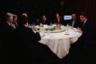 The minor party leaders' faced off in a dinner-time debate moderated by TV3's John Campbell. Photo / Getty Images