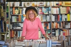 Jo McColl grew up surrounded by books and says people read a lot because there was no television. Picture / Chris Loufte
