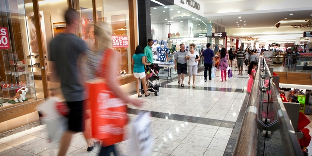 A $1 billion  offering of a half stake in Westfield's New Zealand malls is being mooted. Photo / Natalie Slade