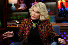 Joan Rivers has died at the age of 81. Photo/AP