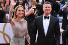 Angelina Jolie and Brad Pitt. Photo/AP