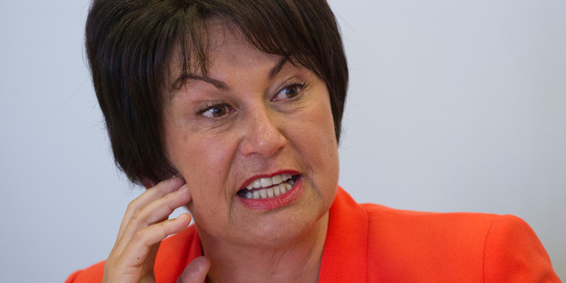 Education Minister Hekia Parata says the pledge would result in 800,000 extra teacher aide hours. Photo / Mark Mitchell
