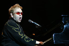 Elton John will be performing in Wellington next year.