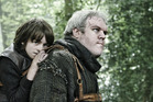 Bran Stark and Hodor won't feature in season five of the show.