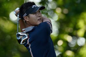 Kiwi golfer Danny Lee. Photo / Getty Images